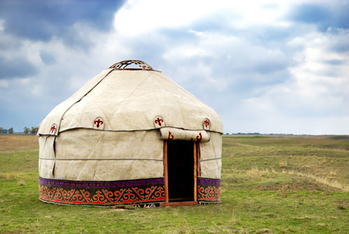 Tradition Yurt About StillPoint MFR Yurt