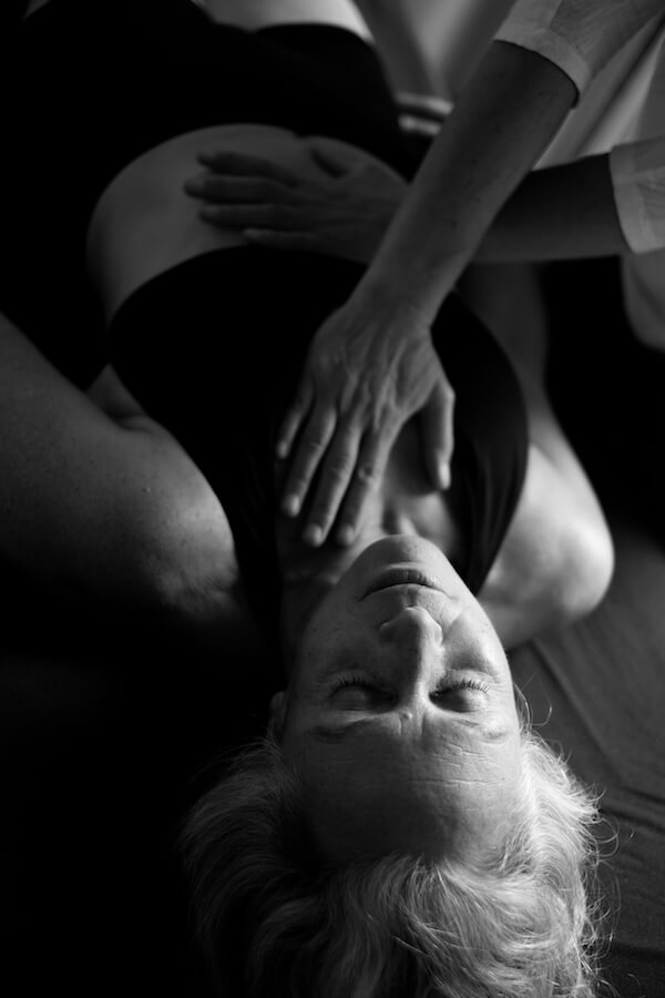 Myofascial release therapy pain relief