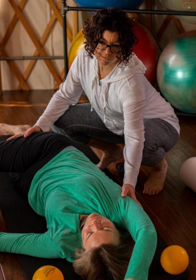 StillPoint Group Therapy Myofascial Release Class